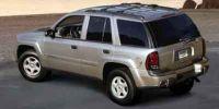2004 Chevrolet Trailblazer LS (Silverstone Metallic)