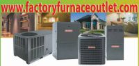 All types and sizes of Air Conditioners
