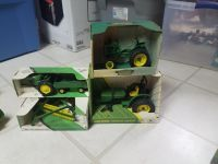 Tractor lot