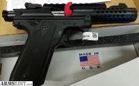 For Sale: Ruger MRK IV 22/45 Lite 22LR