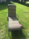Large Outdoor chaise lounger patio furniture ( pickup in Oswego)