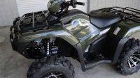 2014 Honda RUBICON Utility ATVs Cedar City, UT