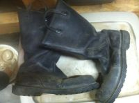 Turnout boots