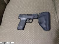For Sale: Smith & Wesson m&p shield45