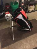 Brand New Golf Bag and 4 Wedges