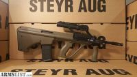 For Sale: AUG Steyr Arms with 3.0x Scope accepts AR15 magazines Bullpup Rifle chambered in 5.56 Nato Stock AR 15 Mag version