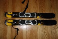 Salomon Snowblades w bindings and leashes 81 cm (32 inches)
