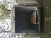 Enclosed trailer x