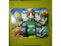 Matchbox Hot Wheels Fold Out Play Set Farm Raging Bull