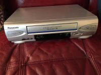 Panasonic vcr with power and Video cables no remote