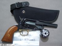 For Sale/Trade: Pietta 1858 44 cal Custom Remington New Army Revolver with 45lc conversion cylinder