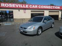 2005 Honda Accord EX w/Leather w/Navi 4dr Sedan and Navi