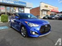 2014 Hyundai Veloster Turbo Base 3dr Coupe 6A