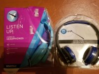 New headphones on special & accept major credit cards ECT