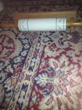 Pottery Rolling Pin w/ holder