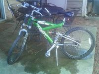 "(4)-MOUNTAIN BICYCLES (7) 20"" BICYCLES!"