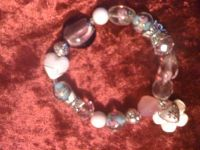 Beautiful Pink Spring bracelet