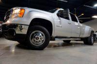 2011 GMC Sierra 3500 Hd SLT 4x4 DRW 6.6L Duramax Diesel Allison