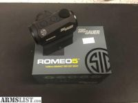 For Sale/Trade: Sig Sauer Romeo 5 Red Dot