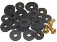 Larsen Supply 02-1263 Washer Assortment, Flat Washers With