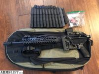 For Sale: Sigarms MCX Patrol