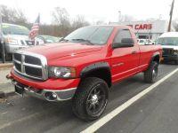 2003 Dodge RSX ST (Red)