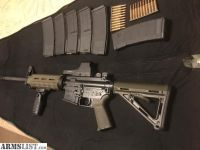 For Sale: Sig m400 Enhanced with Eotech pmags ammo