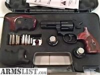 For Sale: Smith & Wesson PERFORMANCE CENTER 586 L-Comp .357 Magnum 3 Ported w/Tritium Night Sights