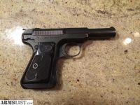 For Sale: Savage 1917 .32 cal Pocket Pistol