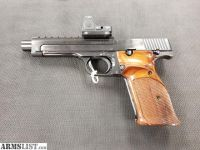 For Sale: Used Smith and Wesson Model 41 with threaded barrel
