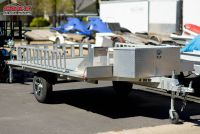 $2,699, 2015 ALUMA UTV TRAILER Unknown