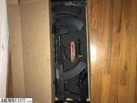 For Sale/Trade: Custom Zastava pap m92 Ak47