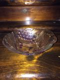 ANTIQUE CRYSTAL CANDY DISH