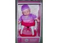"Circo 8"" Mini Baby Doll Activity Center 4 pc."