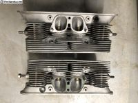 Cylinder Heads and mated Zenith manifords