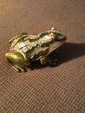 Frog Jewelry holder