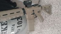 For Sale/Trade: Sig Sauer M400 enhanced full fde