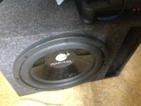 12in Subwoofer w Ported Box (BR)