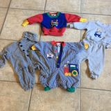 Lot of 5 pieces for Baby Boy 6-9 Month