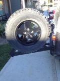 Jeep MW3 Rims and Tires $750 OBO