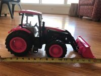 Case Pink Tractor