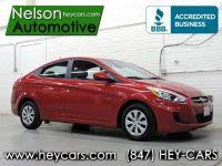 2015 Hyundai Accent 4dr Sdn Auto GLS