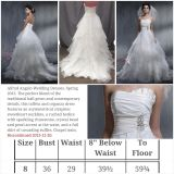 Wedding dress and items