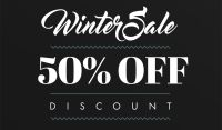 Sitewide Sale!! 50% off everything $5 and less!!