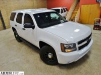 For Sale: 2007 Chevrolet Tahoe
