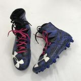 Under Armour Men Preteen Cleats Shoes Athletic Highlight RM Junior Football 9