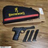 For Sale: NIB Browning Buckmark URX