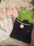 Women s hollister and a&f shirts