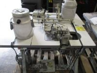 Lot of (4) industrial Sewing Machines RTR#7122965-03