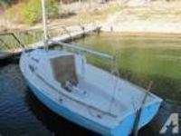 $2,500 ODay Mariner 19 ft. Sailboat with Trailier